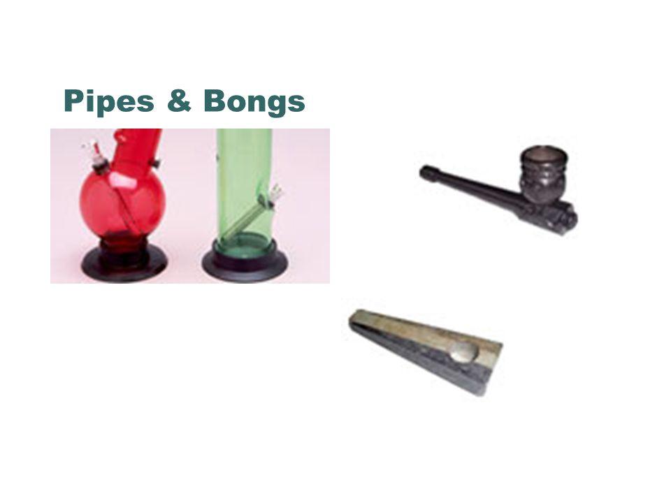 Pipes & Bongs