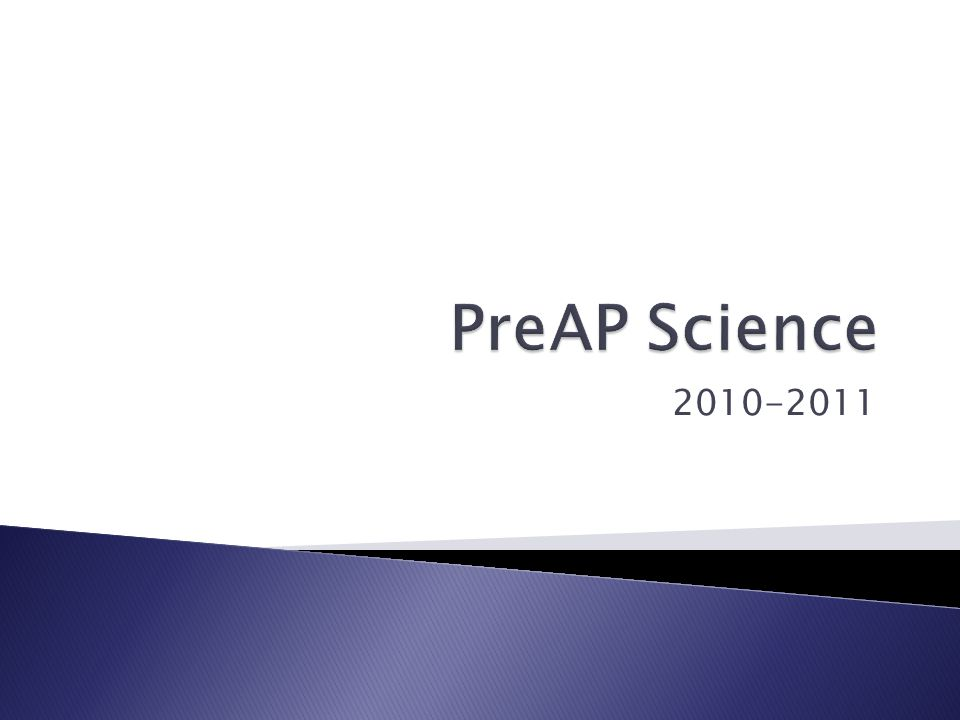 Pre-AP is a set of content specific strategies designed to: Build rigorous curricula; Promote access to AP for all students; Introduce skills, concepts, and assessment methods to prepare students for success when they take AP; and Strengthen curriculum and increase the academic challenge for all students.