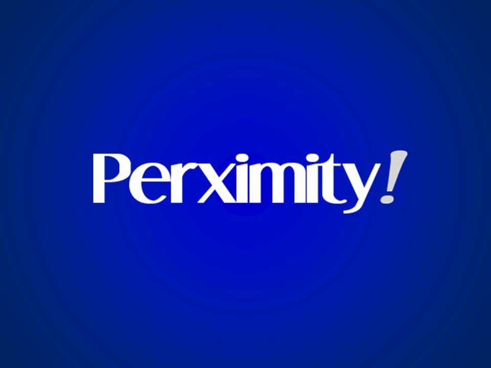 Perximity is Mobile Payment with Perks in Proximity.