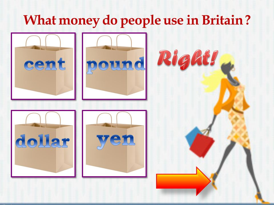 What money do people use in Britain