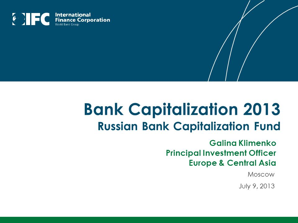 Russian Banking Sector 2 The sector is highly concentrated: five government controlled banking groups hold 60% of assets, foreign banks hold 18%, and large private banking groups hold the majority of the remainder.