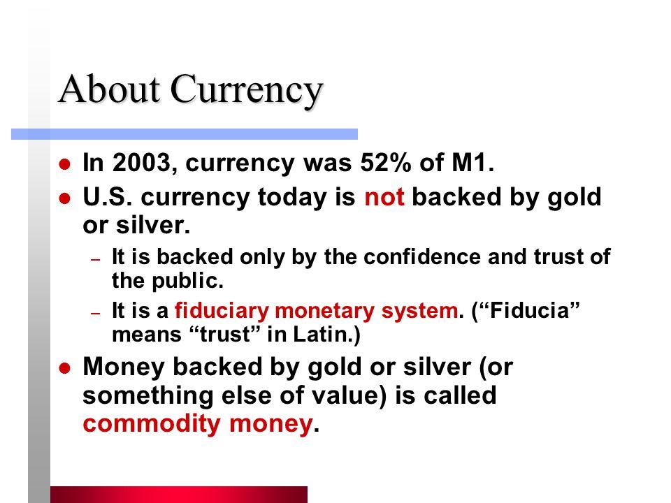 How Banks Create Money (Simple) Money Multiplier = 1 Reserve Requirement (ratio)