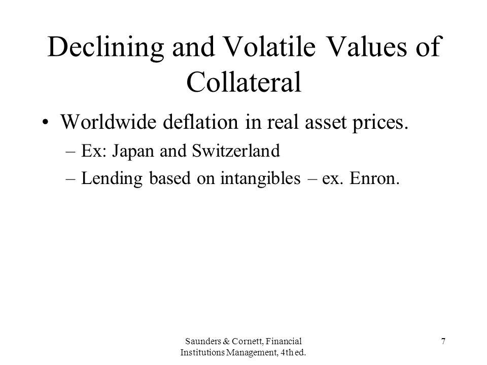 Saunders & Cornett, Financial Institutions Management, 4th ed. 48