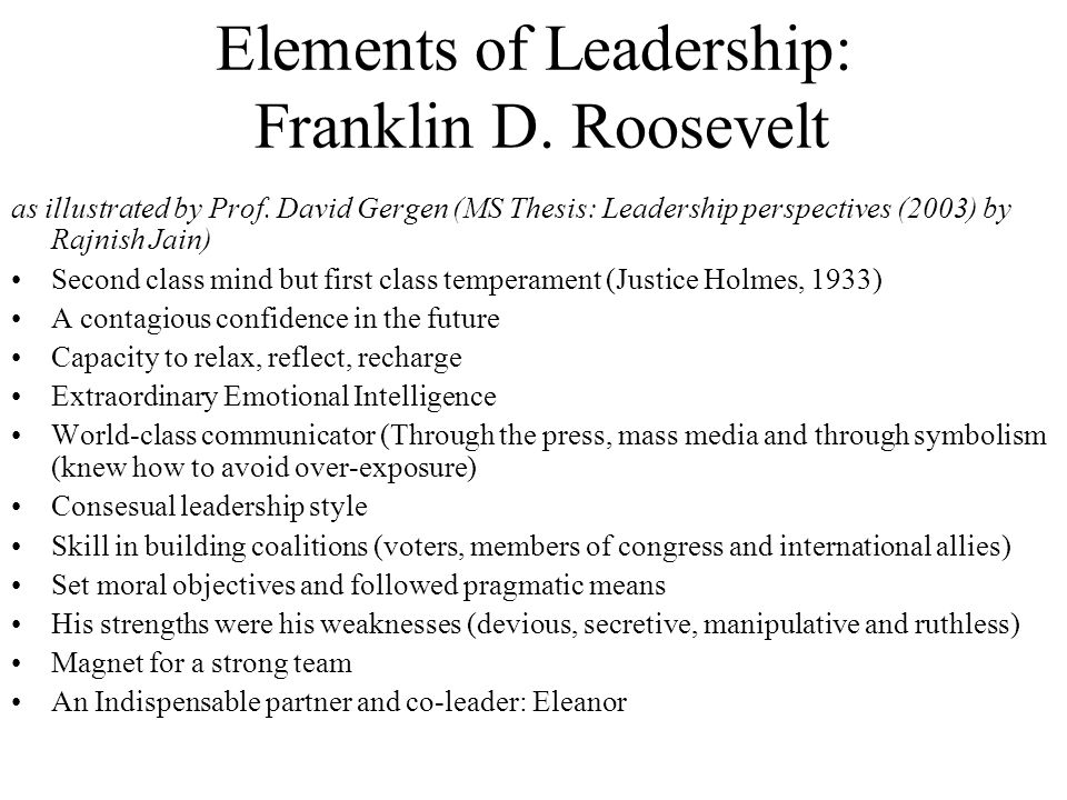 Guidelines for transformational leadership (Yuki 2002) Articulate a clear and appealing vision Explain how the vision can be achived Act confidently and optimistically Express confidence in followers Use dramatic, symbolic actions to emphasize key values Lead by example Empower people to achieve the vision