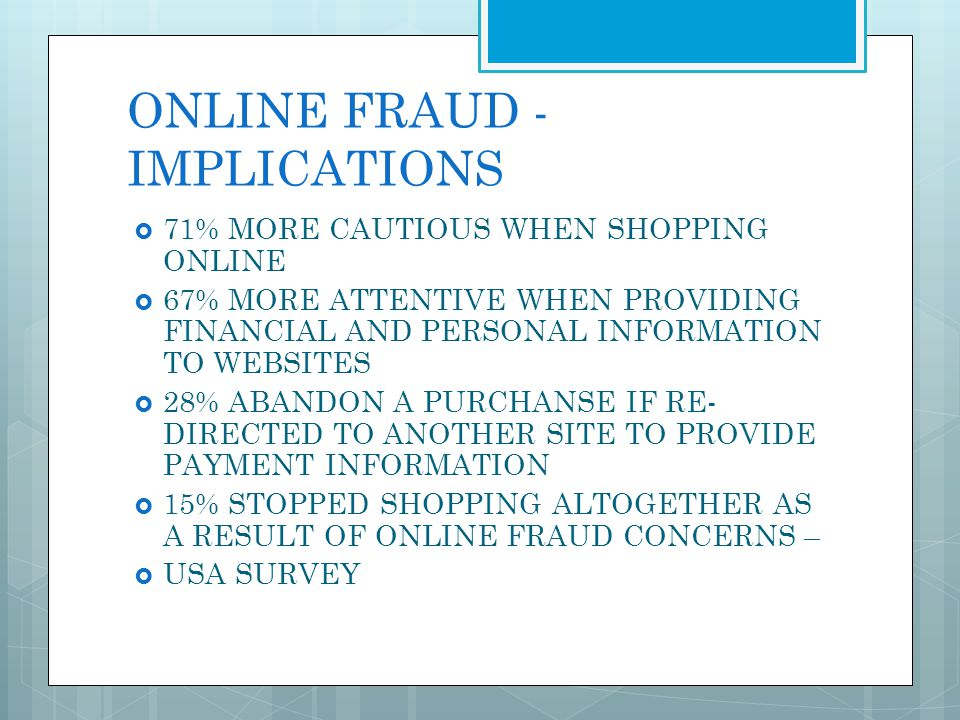 INTERNAL ACCOUNT TRANSFERS INCRESINGLY COMMON FRAUD IN INDUSTRY INVOLVES UNAUTHORISED CREATION OF DEPOSITS DEBIT OVERCROWDED ACCOUNT WITH SEVERAL ITEMS DIFFICULT TO TRACE E.G SUSPENSE ACCOUNT CREDIT IS MADE TO CUSTOMER ACCOUNT FUNDS ARE WITHDRAWN!