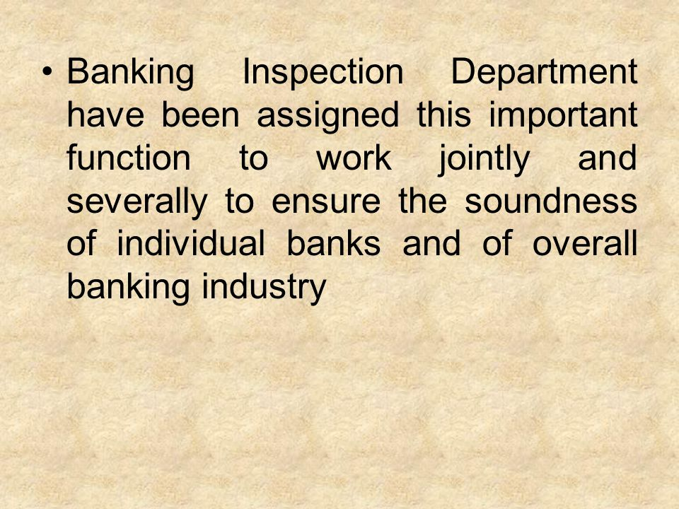Objective of SBP
