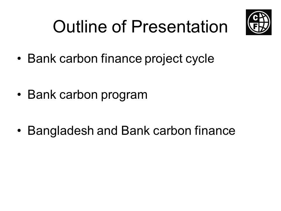 World Bank Carbon Program