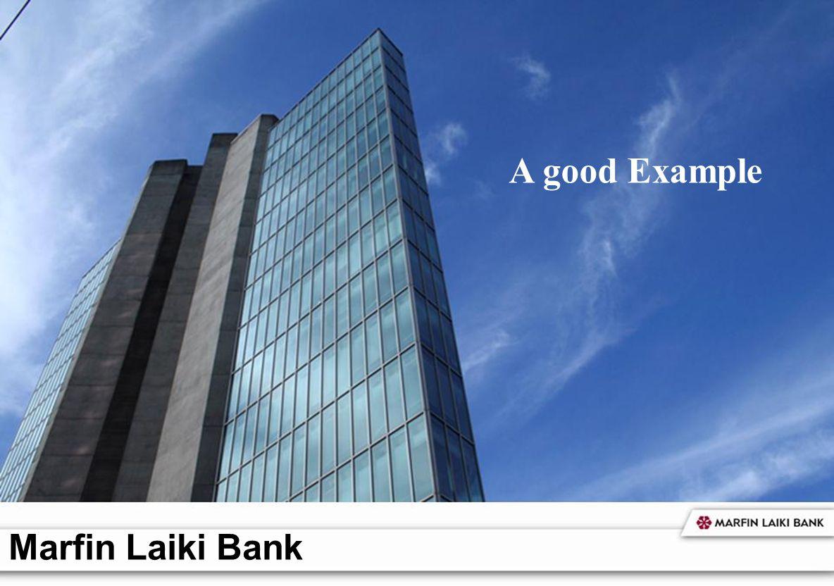 20 Marfin Laiki Bank A good Example
