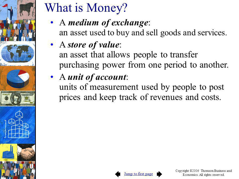 Jump to first page Copyright ©2006 Thomson Business and Economics.