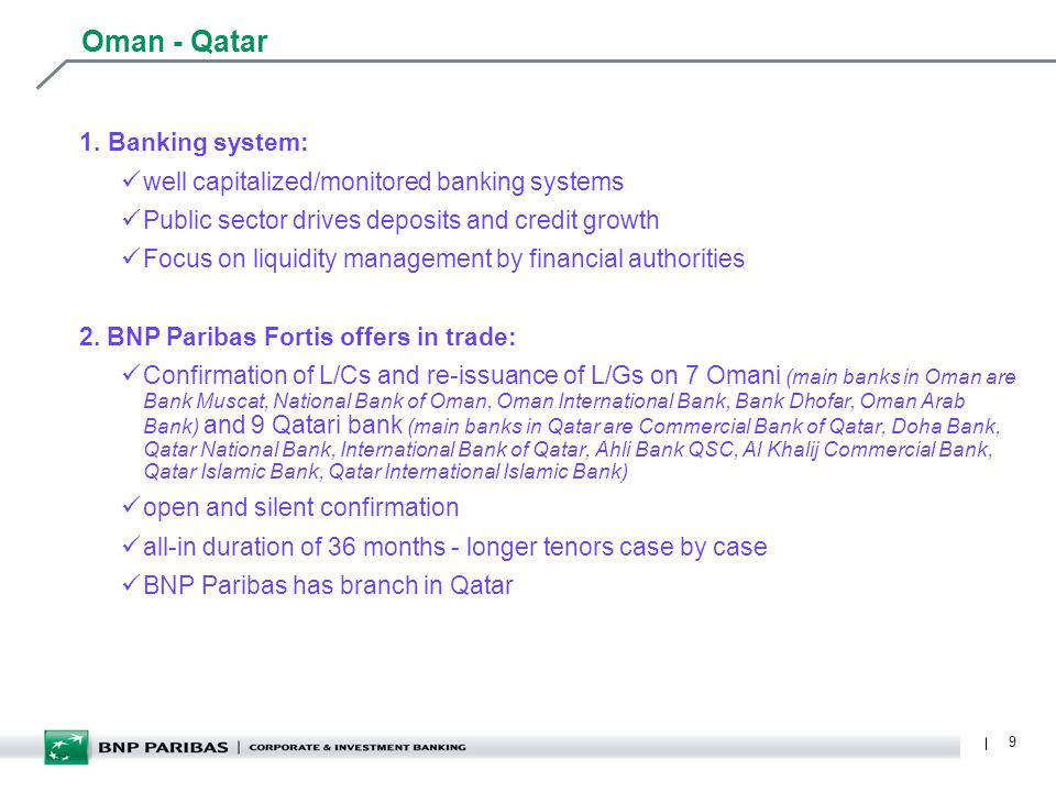 10 United Arab Emirates (UAE) 1.Banking system: Abu Dhabi based banks are better capitalized & government support is a fact some Dubai banks still have important restructured loans Bank lending remains weak & liquidity management high on the agenda Government issues tighter lending restrictions to prevent property market speculation (lesson from the past) 2.