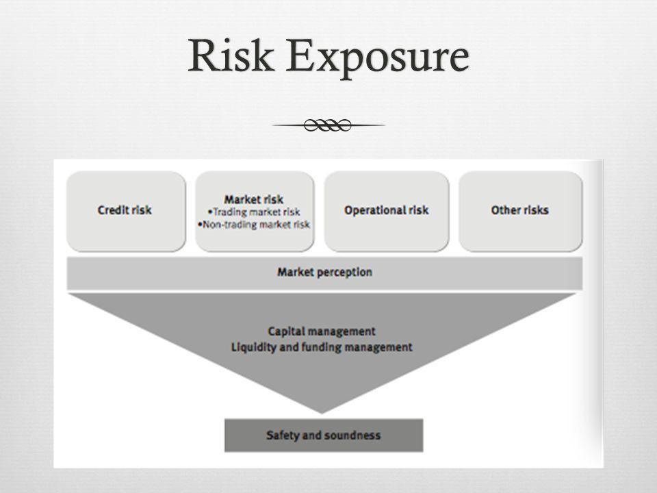 Risk ExposureRisk Exposure