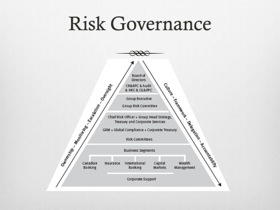 Risk GovernanceRisk Governance