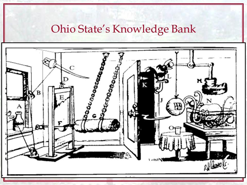 Ohio States Knowledge Bank