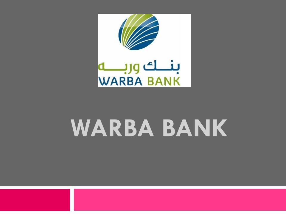 WARBA BANK
