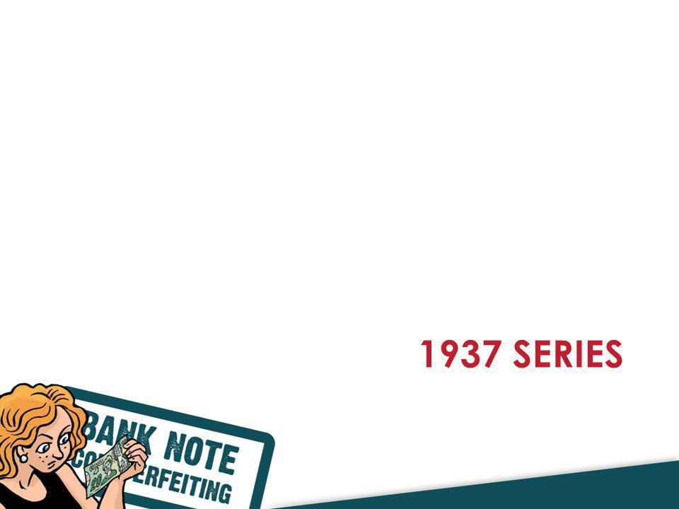 1937 SERIES