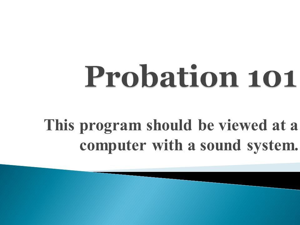 This program should be viewed at a computer with a sound system.
