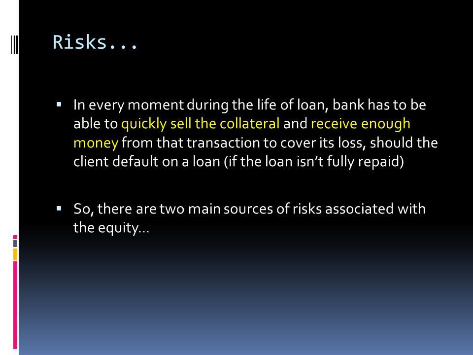 Risks...1.
