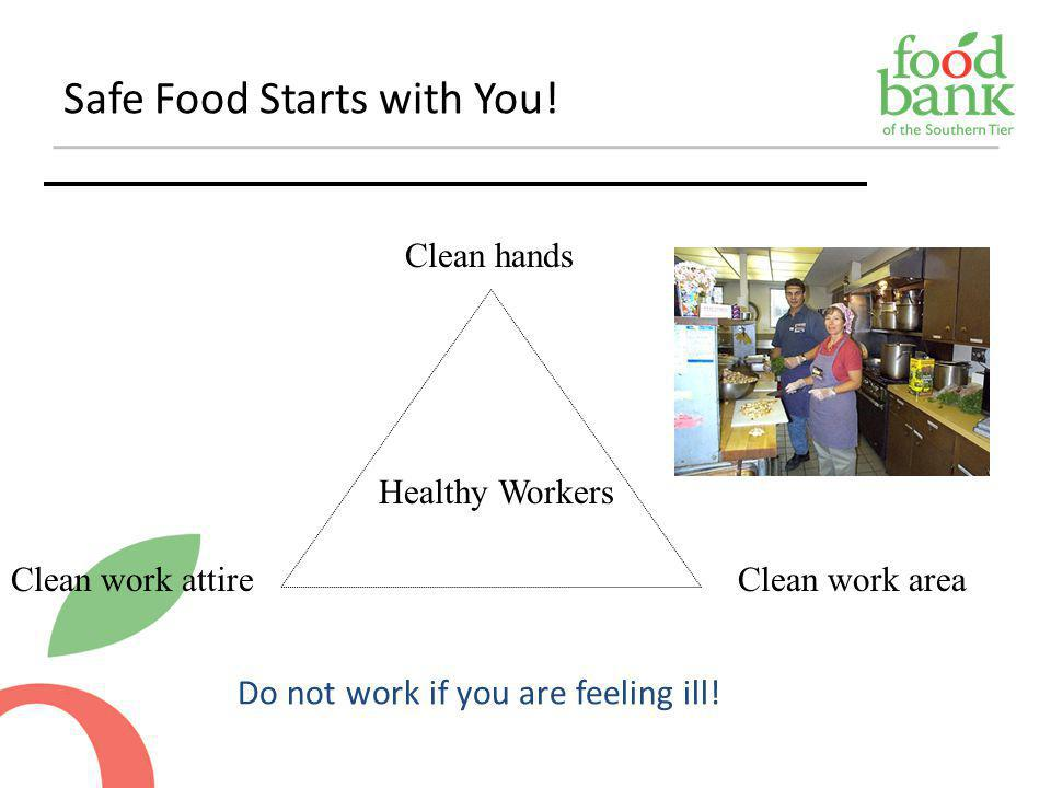 Lets Review Our Key Messages Food Borne illness is serious and can impact the people we serve.