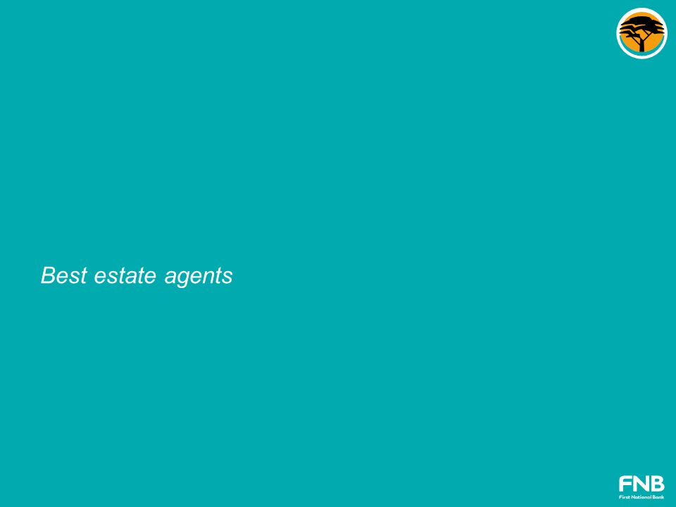 Best estate agents