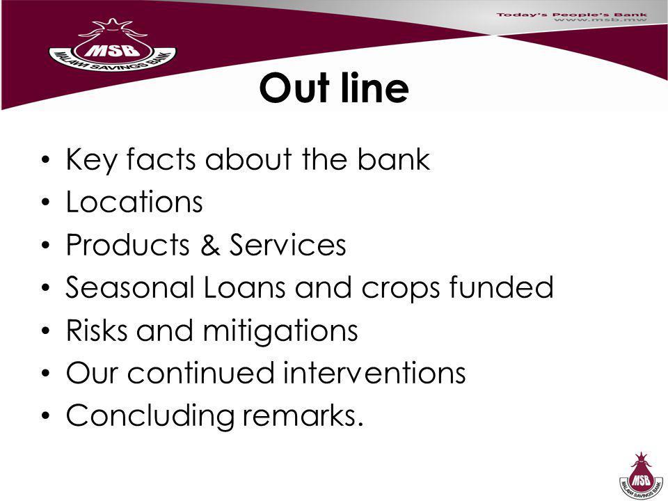 MALAWI SAVINGS BANK LIMITED PRESENTATION TO TOBACCO INDUSTRY ANNUAL SEMINAR AT SUN N SAND HOLIDAY RESORT Mangochi 9 th Sept 2013 2012