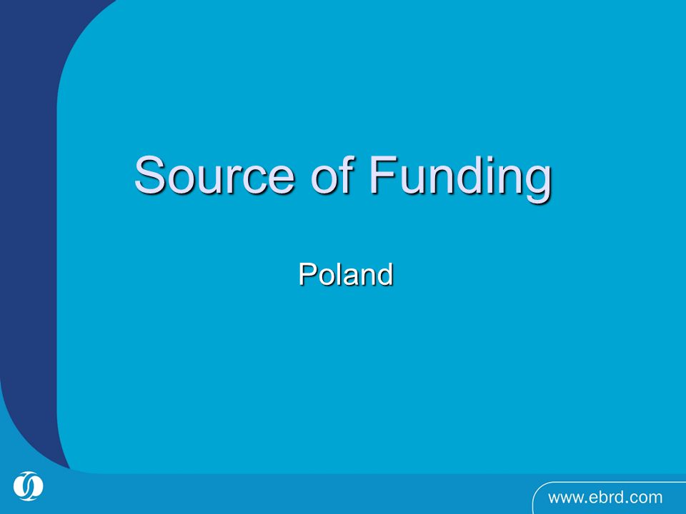 Source of Funding Poland