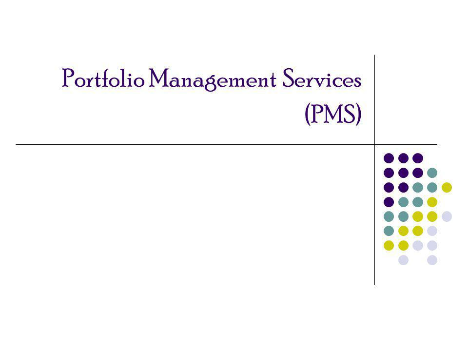 Process to be followed for Trading in PMS Funds transferred by client will be credited to clients bank account.