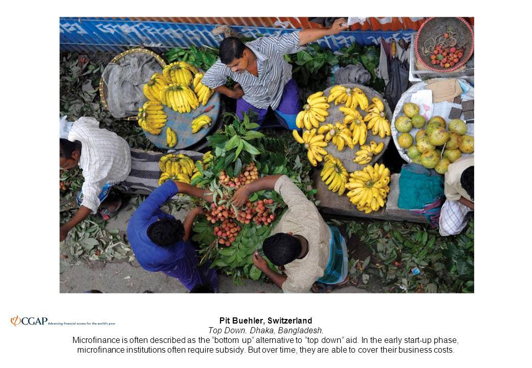 Pit Buehler, Switzerland Top Down. Dhaka, Bangladesh.
