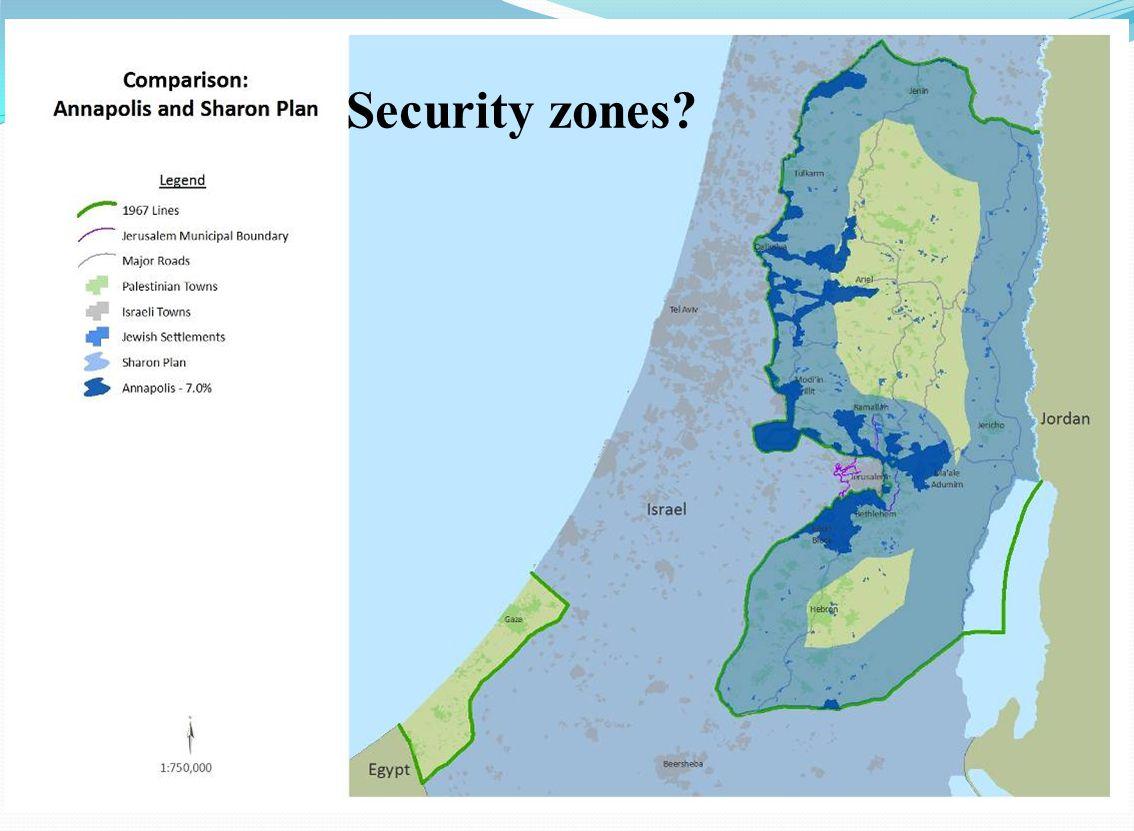 Security zones?