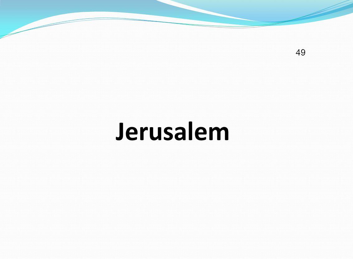 49 Jerusalem