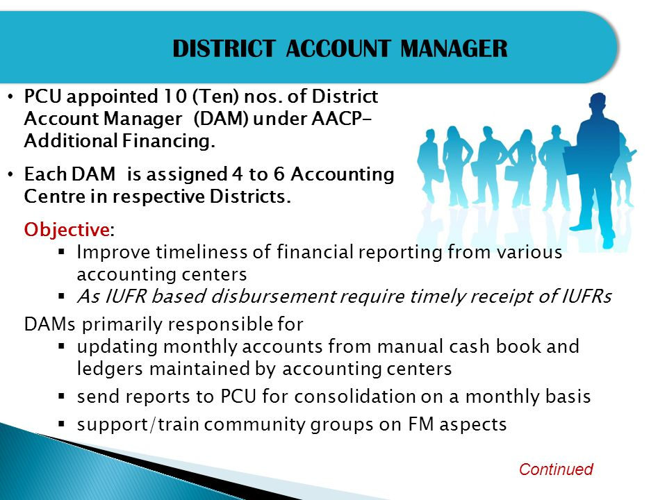 BOOK KEEPING IN PARENT-CHILD ACCOUNTING SYSTEMS BOOK KEEPING IN PARENT-CHILD ACCOUNTING SYSTEMS In PARENT A/c 1.In Cash Book Fund Limit Amount booked 2.Bank Reconciliation (difference between Fund Limit issue by Parent A/c & Fund Limit Drawn by Child A/c) In CHILD A/c 1.Transaction amount is booked in receipt & payment side of cash book of all ACs.