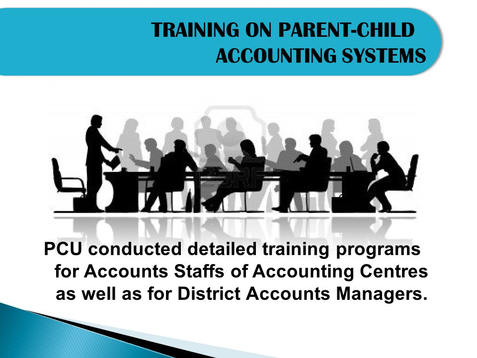 DISTRICT ACCOUNT MANAGER DAM assist Accounting Centres (AC) for preparing Accounts Enter data in accounting software (Tally) from ACs Cash Book Prepare and submit Monthly/Quarterly Reports.