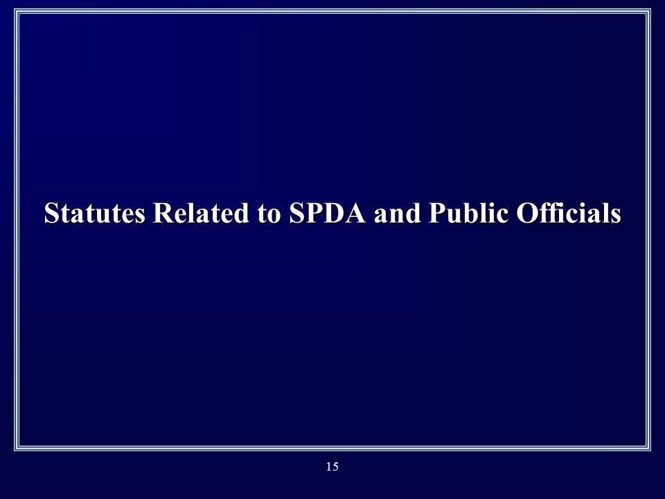 14 Summary of Qualified Depositories As of November 30, 2008 Bank NameSPDA contact location Access National BankReston, VA Alliance BankChantilly,VA A