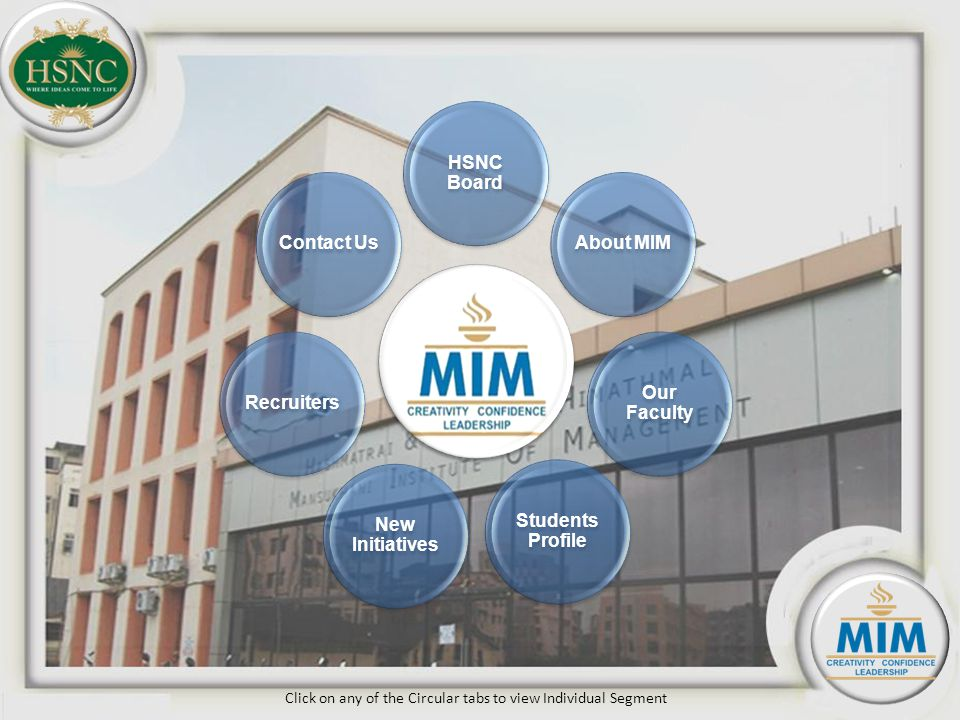 The Master in Management Studies (MMS) program is a two year full-time post-graduate program, conducted at Hashmatrai and Gangaram Himathmal Mansukhani Institute of Management, Ulhasnagar.