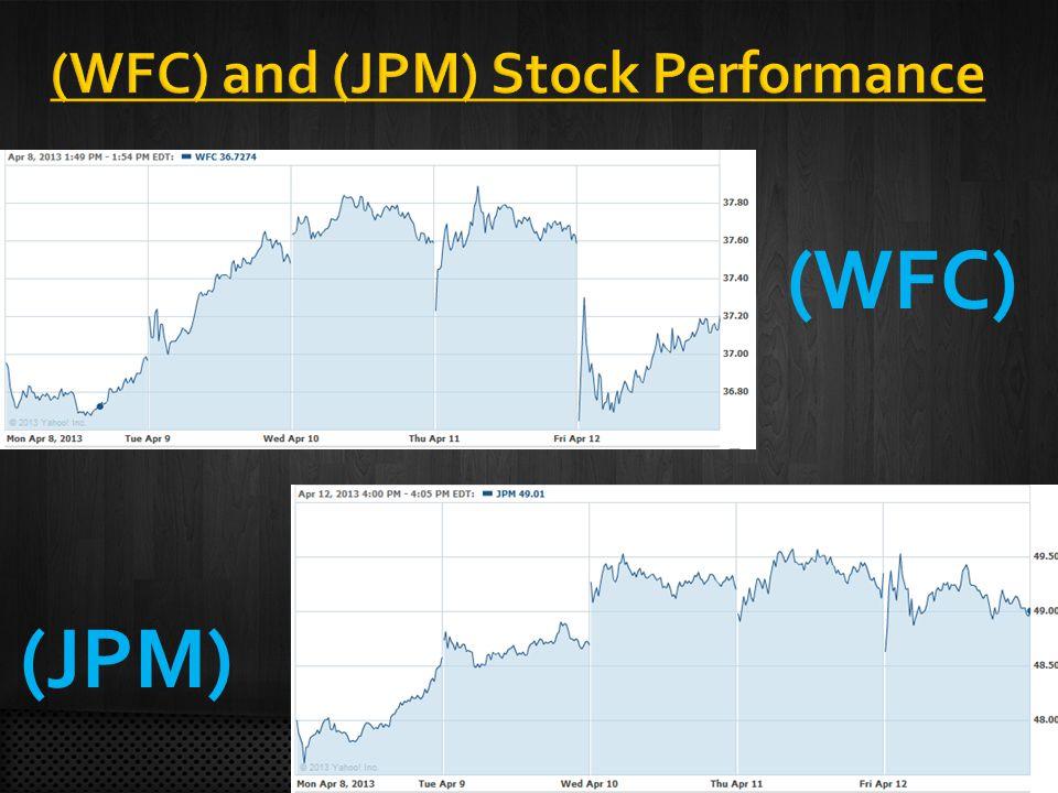 (WFC) (JPM)