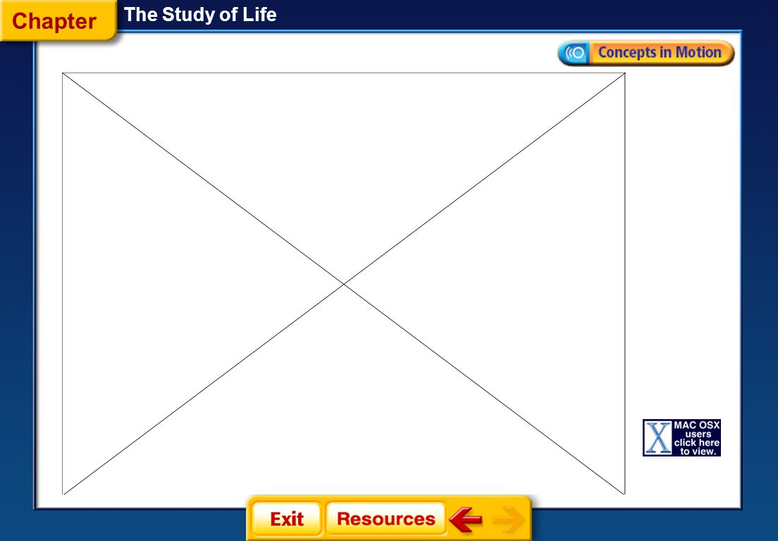 The Study of Life Visualizing Scientific Methods Animation Chapter