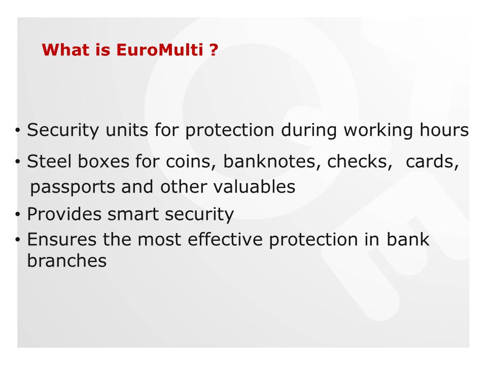 What is EuroMulti .