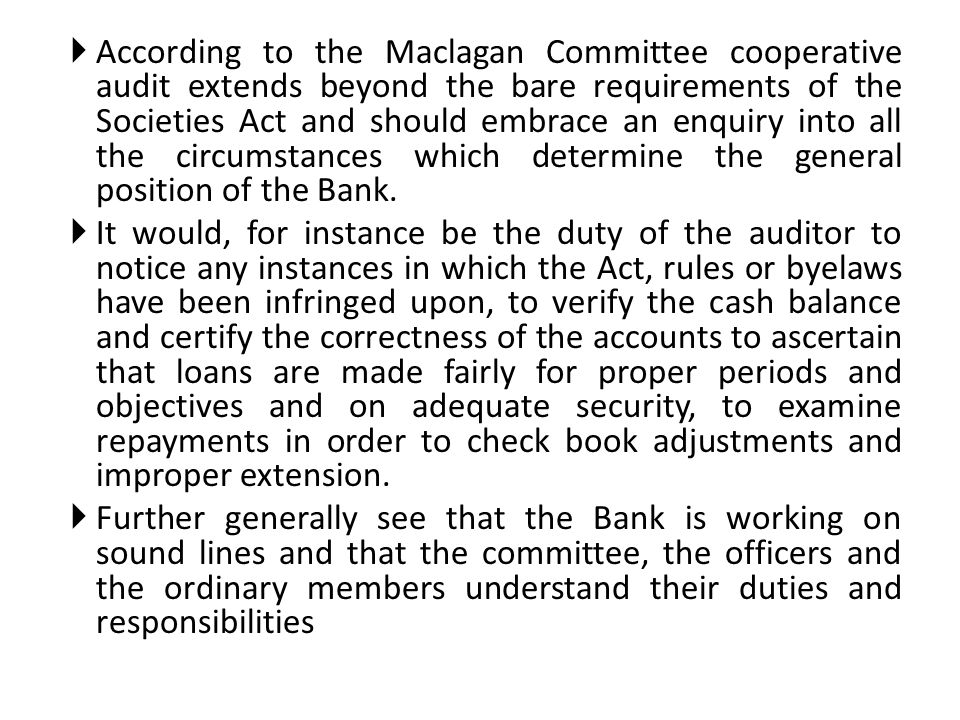 AUDIT INSPECTION: Whether audit committee is formed .