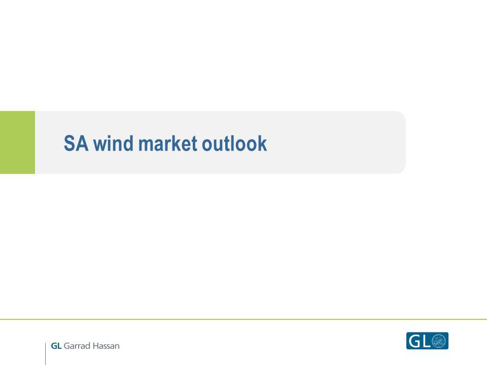 SA wind market outlook