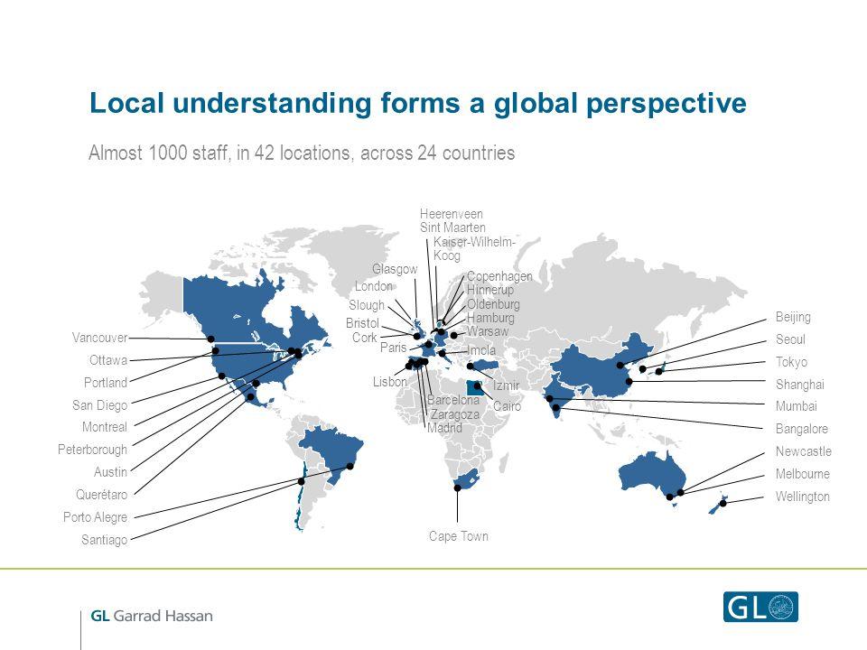 General Information (8) Wind market in South Africa still developing, so framework is fluid.