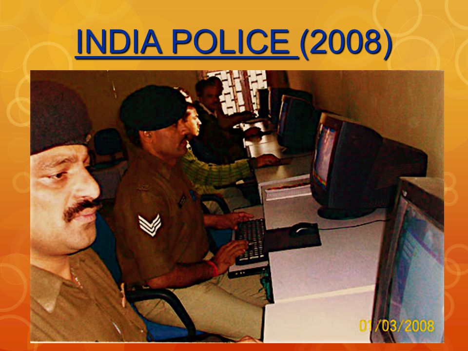 INDIA POLICE (2008)