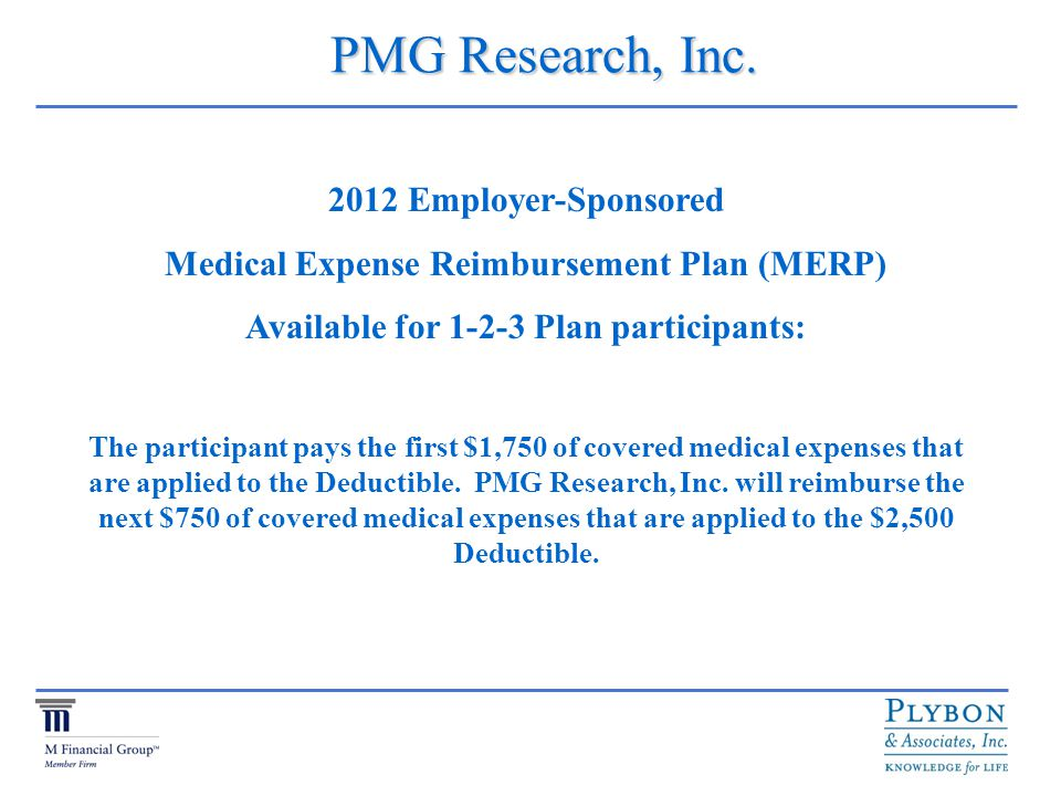 PMG Research, Inc. PMG Research, Inc.
