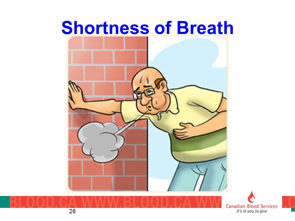 Shortness of Breath 26