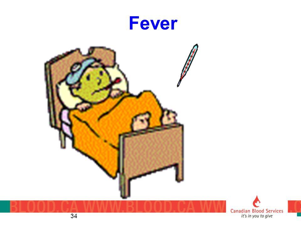 Fever 34