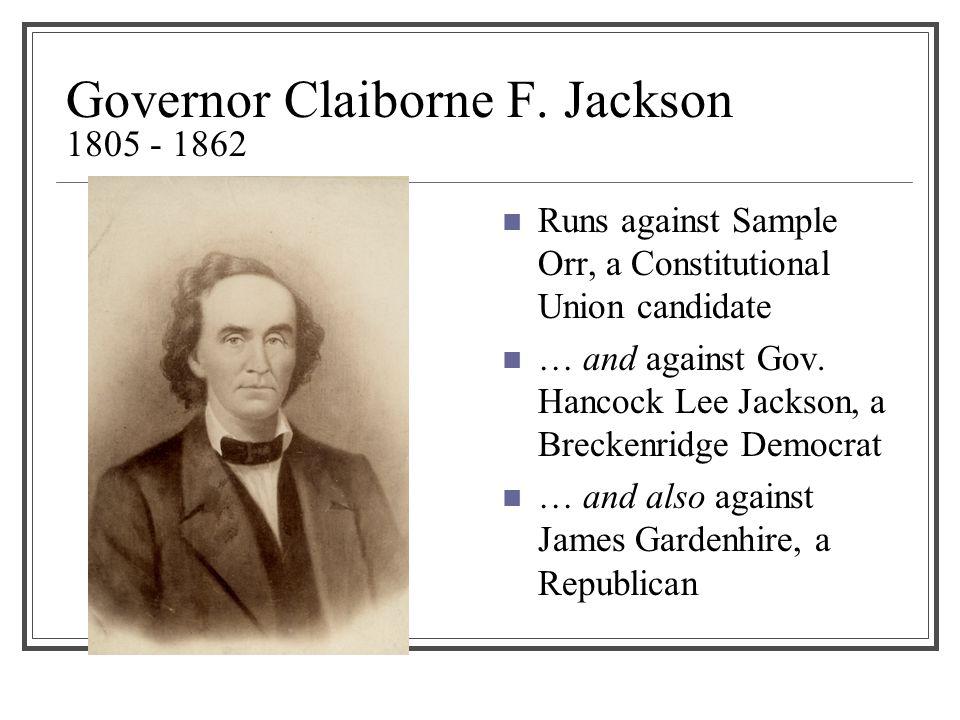 Governor Claiborne F.
