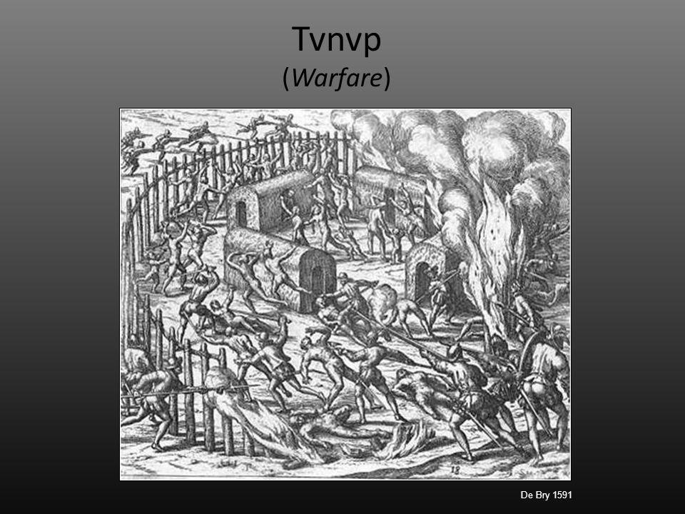 Tvnvp (Warfare) De Bry 1591