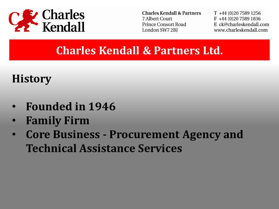 Charles Kendall & Partners Ltd.