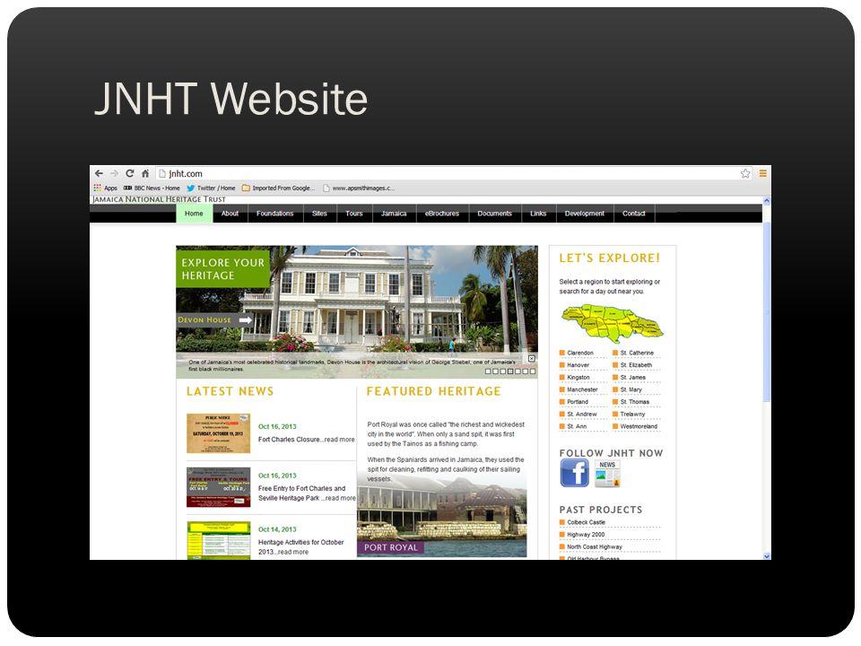 JNHT Website