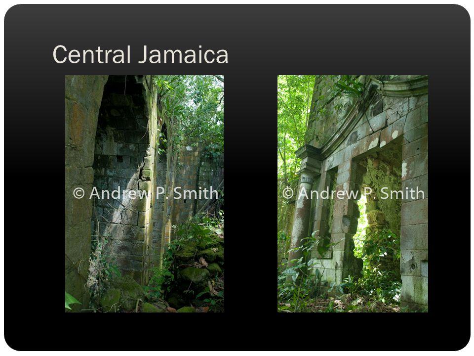 Central Jamaica