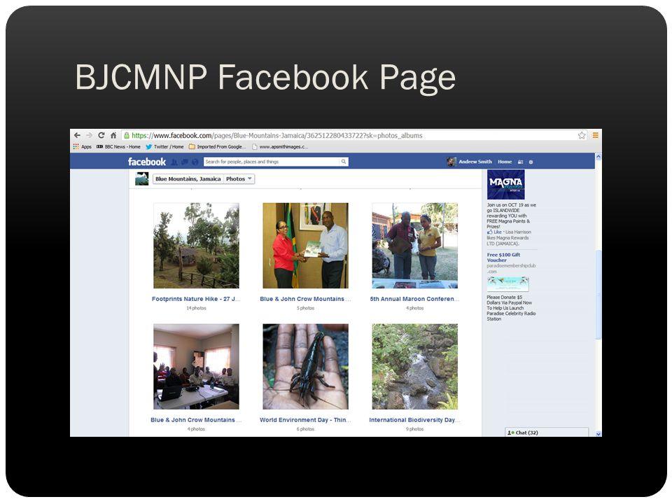 BJCMNP Facebook Page