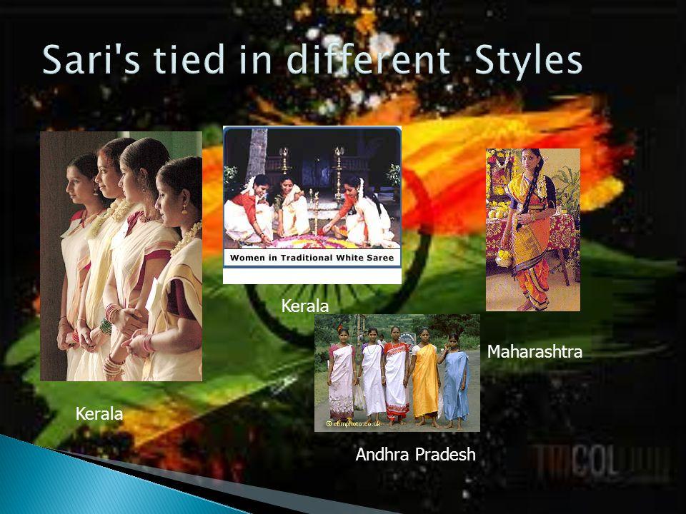 Kerala Maharashtra Andhra Pradesh